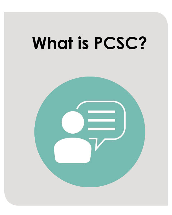 What is PCSC?